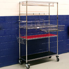 Wire Shelving Accessory Features