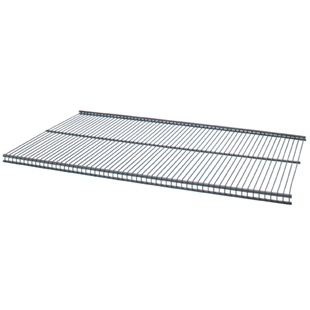 Schulte freedomRail Granite wire shelving