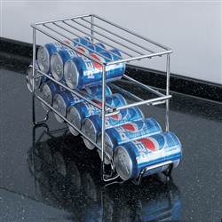 12 can soda rack