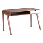 Linea Desk Walnut