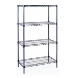 Rust proof Wire shelving