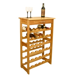 Catskill's 36 Bottle Wine Rack
