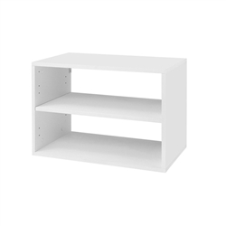 O-Box Shelf Unit - White