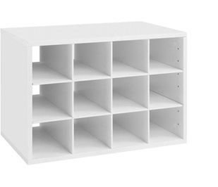 O-Box Cubby - White