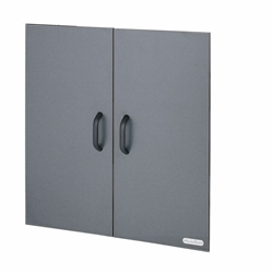 GO-Cabinet Doors Pair - Granite