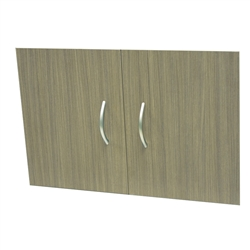 Big O-Box Door Set - Driftwood