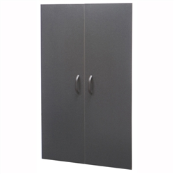 Schulte freedomRail GO-Locker Doors Pair Granite