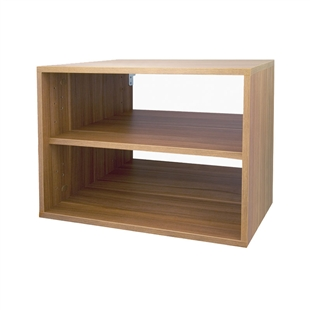 Organized Living freedomRail Big O-Box 1 Shelf