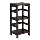 Leo 2-Tier Narrow Book Storage Shelf