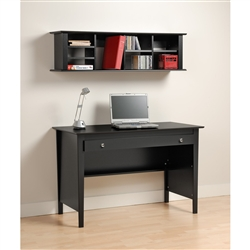 Hanging desk hutch