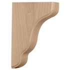 "Plymouth Wood Bracket 7.25""d"