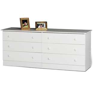 Edenvale 6 Drawer Dresser