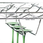 "Stemware Holder for to store wine glasses. Fit with 14""d wire shelves and 14""d wine shelves"