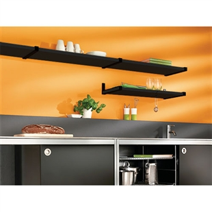 SUMO shelving with bracket