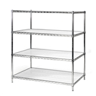 "30"" x 48"" Clear Shelf Liner"