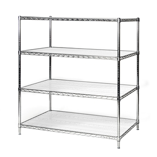 "30"" Clear Shelf Liner"