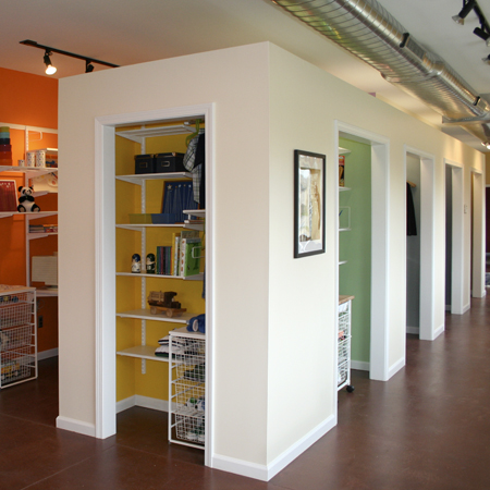 The Shelving STore Showroom in Madison Heights, MI