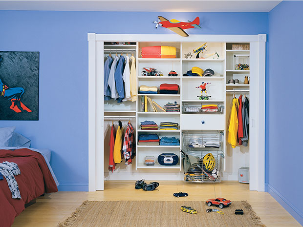 Five Tips For Organizing Your Kidsu0027 Closets