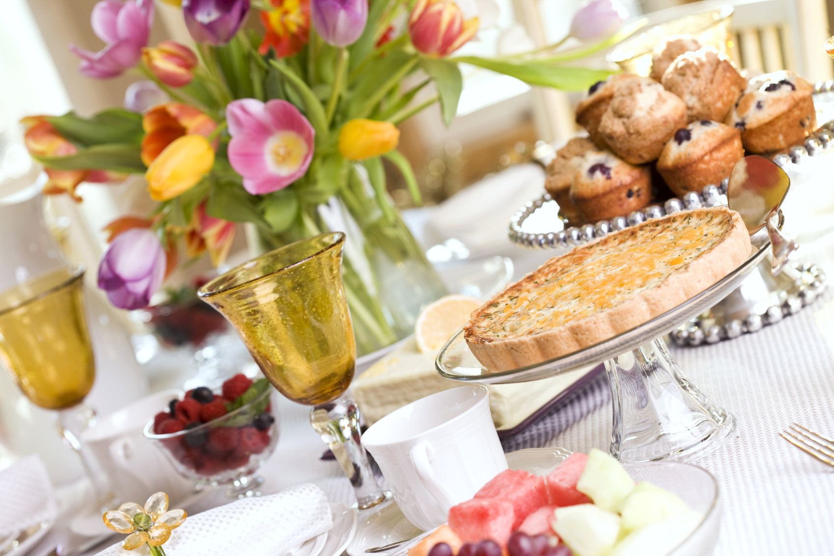 Host Easter Brunch At Your House The Shelving Store