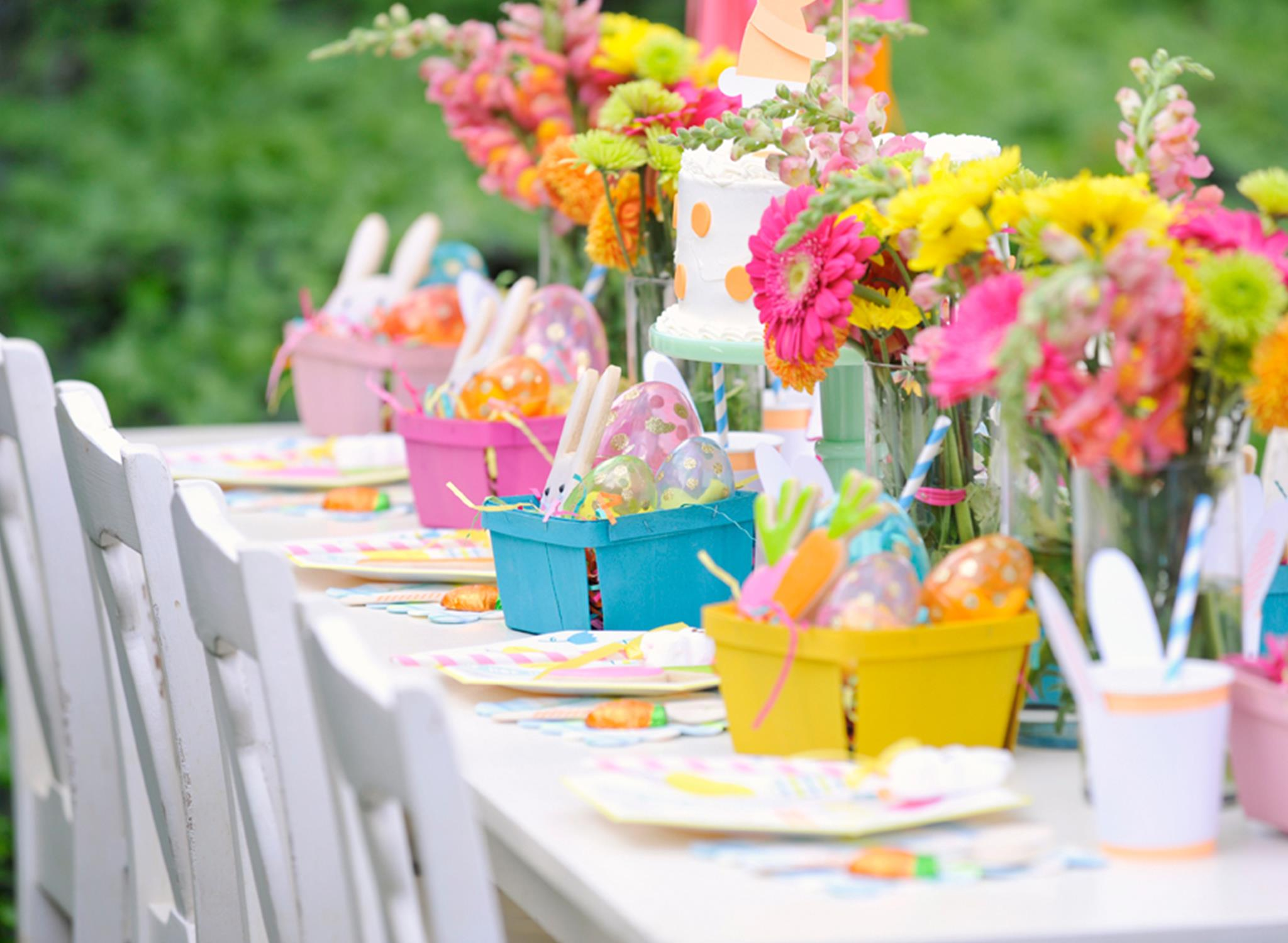 last minute easter party checklist the shelving store