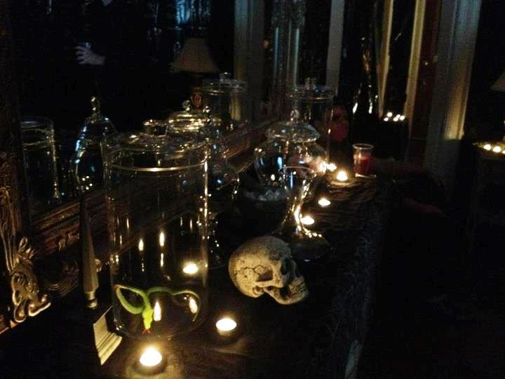 House Decorations For Halloween Party Themontecristoscom - House party decoration