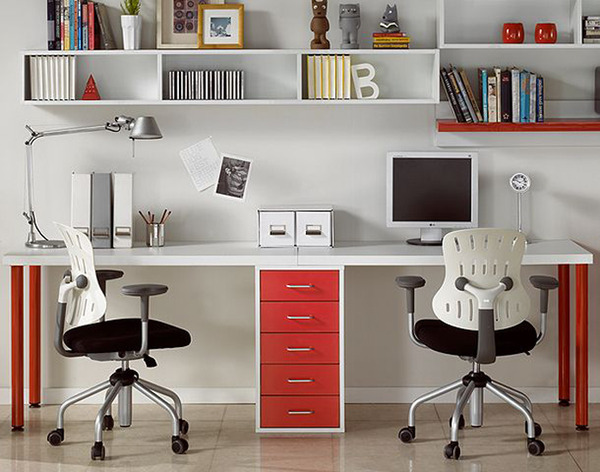 home office. Organizing Your Home Office