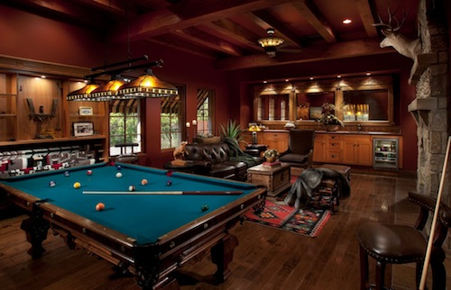 Small Man Cave Near Me : How to organize a man cave the shelving store