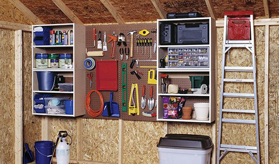 Shed The Clutter: Garden Shed Organization Tips