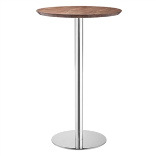 Bergen Bar Table Walnut