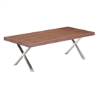 Renmen Coffee Table Walnut