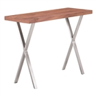 Renmen Console Table Walnut