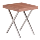 Renmen Side Table Walnut