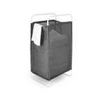 Cinch Laundry Hamper Grey/White