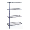 18 inch deep rust proof wire shelving
