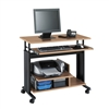 Mini Tower Adjustable Height Workstations