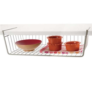 Organized Living Large Under Cabinet Basket