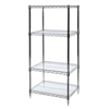 "18"" acrylic liner for wire shelving"