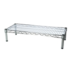 "14"" acrylic liner for wire shelving"
