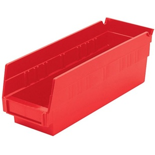 "24 Akro Shelf Bins - 11-5/8""L x 4-1/8""W x 4""H"