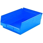 "6 Akro Shelf Bins - 23-5/8""L x 11-1/8""W x 4""H"
