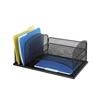 Mesh Organizer w/ 3 Horizontal 3 Upright Sections