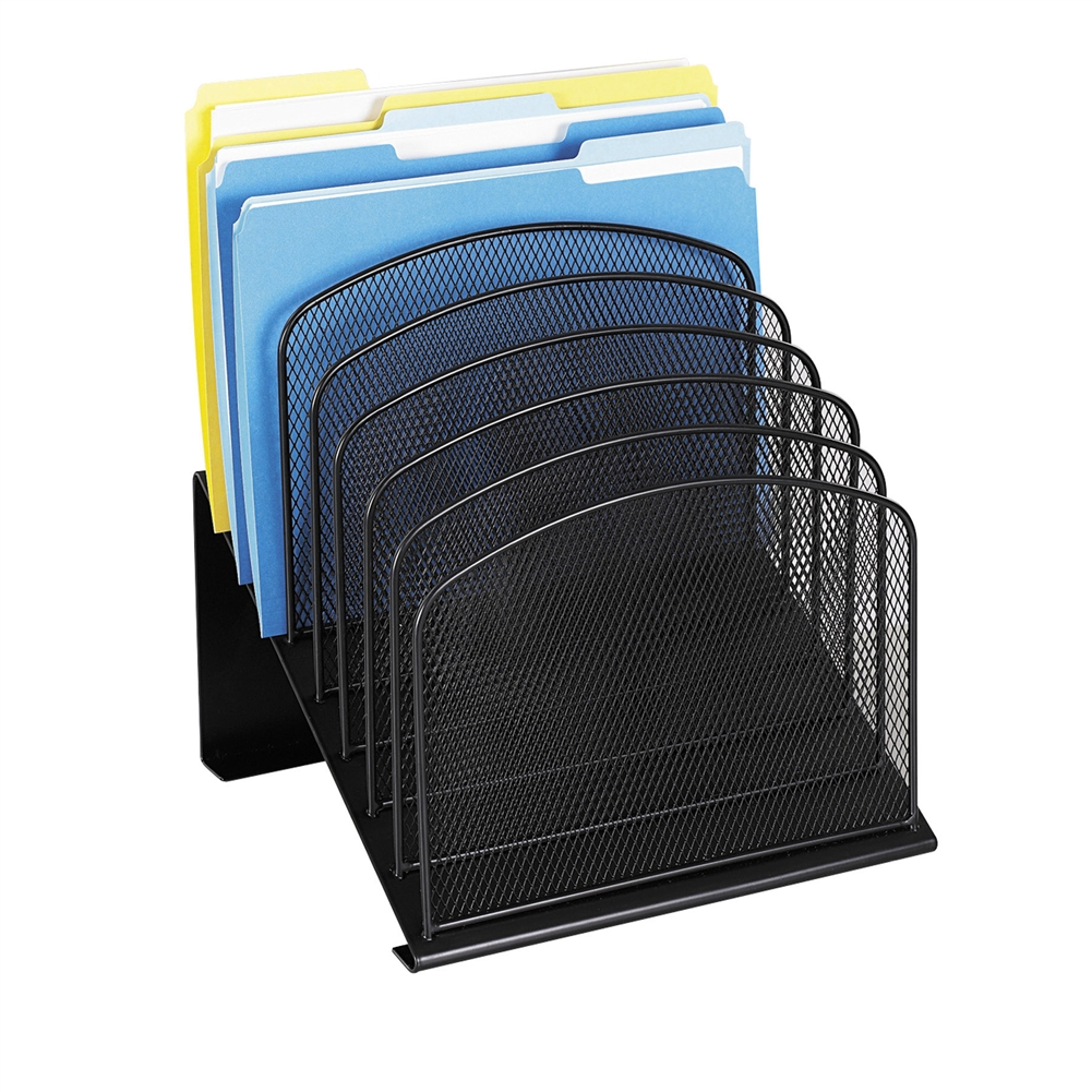 Mesh File Organizer - Inclined - Large