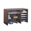 Wood Desk Organizer - Mahogany