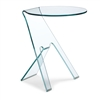 Journey Side Table Clear