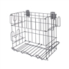 Sports Rack with Basket - Granite