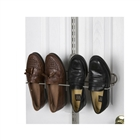 Over the Door Shoe Rack - Nickel