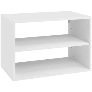 Organized Living freedomRail O-Box 1 Shelf