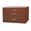 Organized Living freedomRail O-Box 3 Drawer