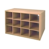 Organized Living freedomRail O-Box Shoe Cubby