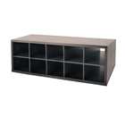 Organized Living freedomRail Big Double Hang O-Box Cubby
